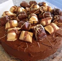 chocolate cake bueno