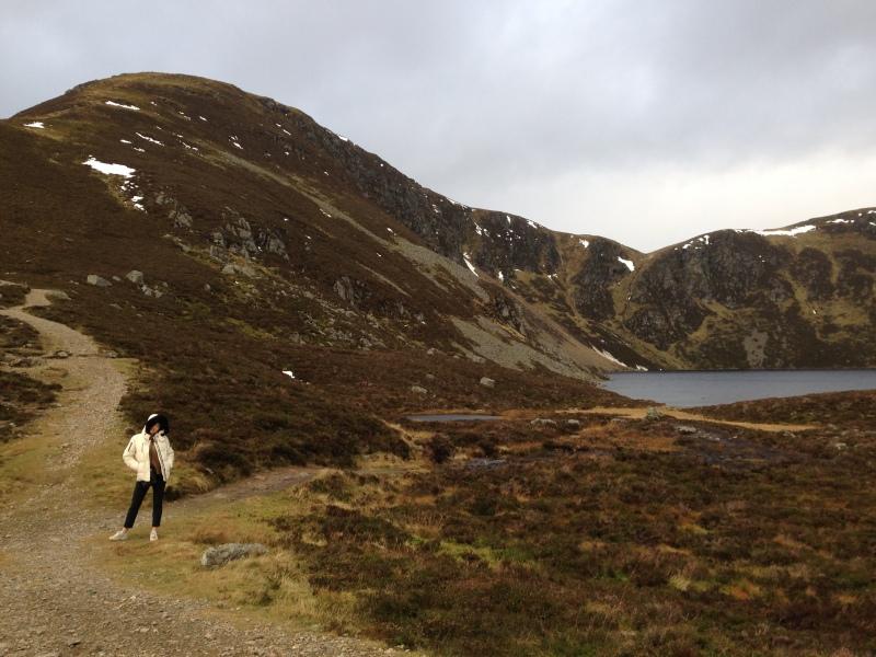 loch brandy- walking spots near dundee